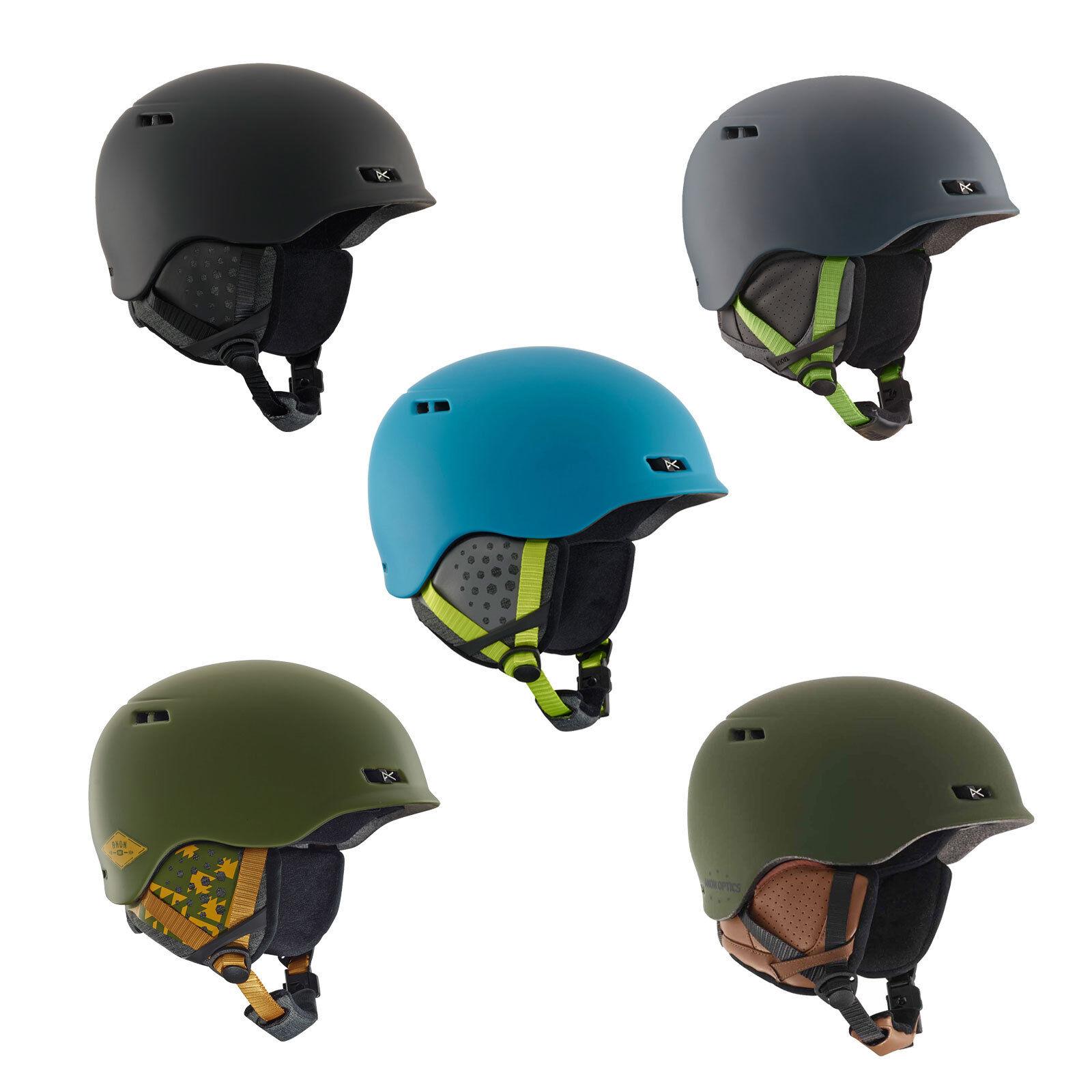 Anon  Rodan Men's Ski Helmet Snowboard Predection New  we take customers as our god