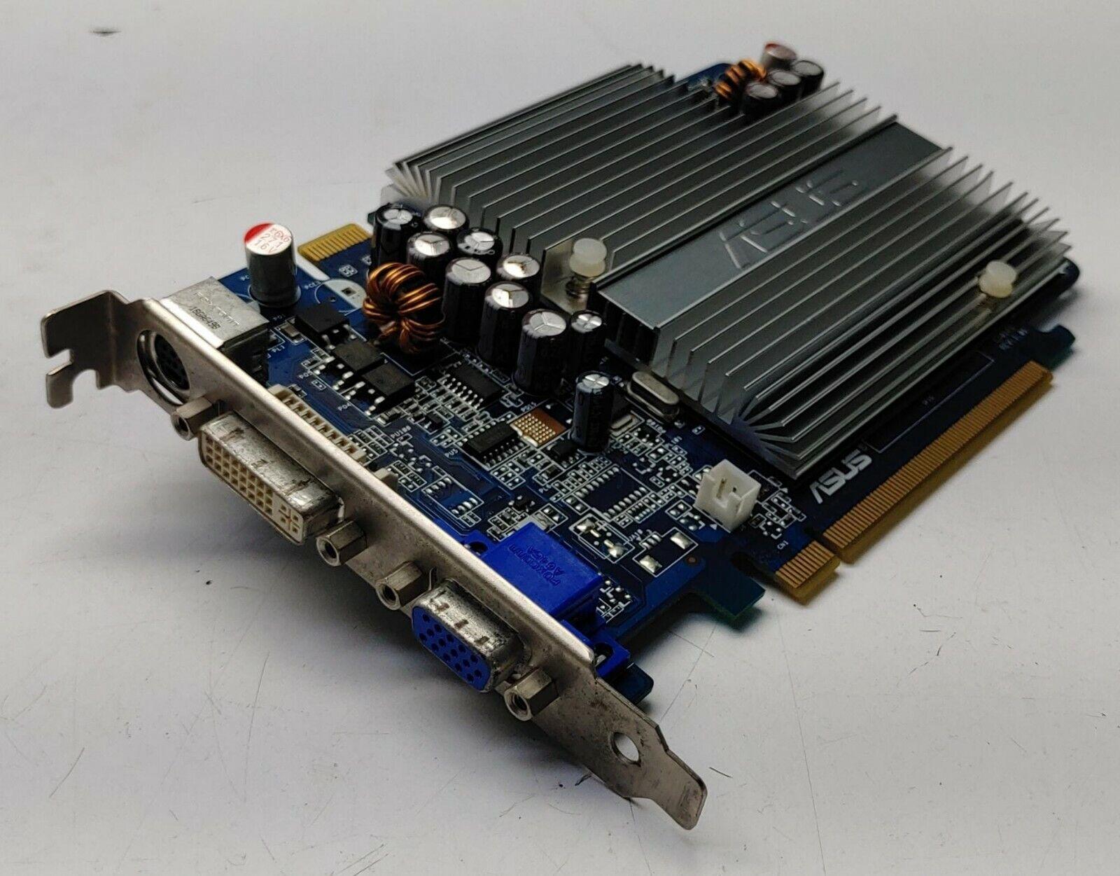 エイスース EN7300GT/SILENT/HTD/256M/A 256MB VGA DVI DDR2 PCIe VGA パッシブ