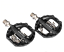 Promend MTB Mountain Bike Self-locking Cleats Clipless Pedal SPD DU 3 Bearings