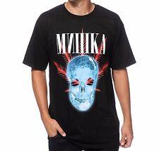 Mishka Leaf of Agony Tee T Shirt in Black Size Medium (Topshelf Supply Co)