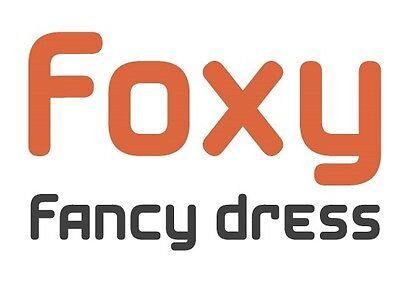 Foxy Fancy Dress