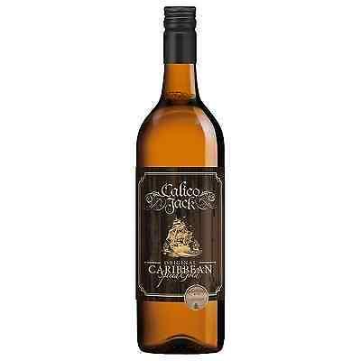 Calico Jack Original Caribbean Spiced Gold Liqueur bottle Rum Liqueur 750mL