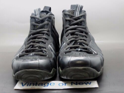 Black 2004 Medium Air Grey 10 Nike Foamposite Sz Pro FaHxnq7