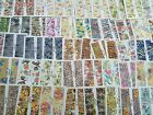 WATER TRANSFER STICKERS FLOWER NAIL ART STICKER DECALS TIPS DECORATION butterfly