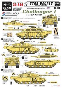 Star-Decals-1-35-Challenger-I-in-Gulf-War-1991-QRIH-Challenger-I-Mk-3-35846