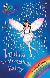 India-the-Moonstone-Fairy-Rainbow-Magic-by-Daisy-Meadows-Good-Used-Book-Pape