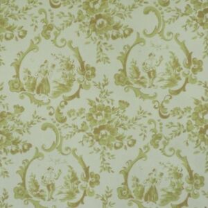 Details About Romantic Strahan Historic French Repro Toile Wallpaper