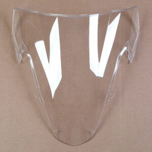 Windscreen-Windshield-Screen-For-Suzuki-2003-2004-GSXR1000-GSX-R-K3-Clear