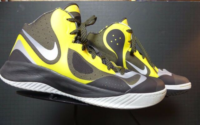 8df1af74210b Nike Zoom Hyperfranchise XD (579835-700) Tour Yellow Pure Platinum  Excellent!