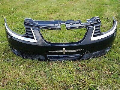 Saab 9-5 95 MK1 Front Bumper Cup Chin Spoiler Lip Splitter Valance Wing Trim