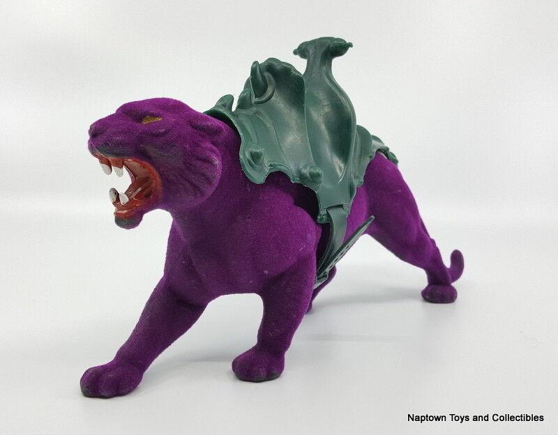 Masters of the Universe PANTHOR Figure 100% 100% 100% COMPLETE Vintage MOTU Mattel  6 6e822c