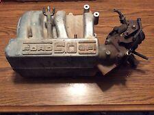 Upper Intake Manifold Throttle Body 1995 Ford Bronco 5.0 Liter F150 E150 F250