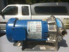 Gampl Goulds Centrifical Pump Npe 1 X 1 14 6 1st1d4d4 34hp Single Phase