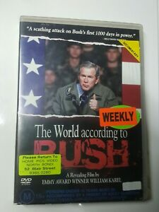 The-World-According-To-Bush-Dvd-Conspiracy-Documentary-Conspiracys-government