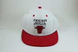 1d8719ab481 ... switzerland image is loading adidas vintage chicago bulls snapback hat  cap basketball 2b9d1 ddb0d