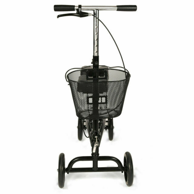 Equate EQKW100 Steerable Knee Walker Scooter