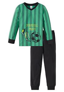 Schiesser Garçons Pyjama Pyjama Football 100/% coton 104 116 128 140