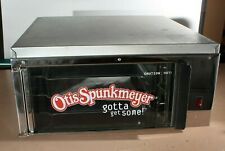 Otis Spunkmeyer Electric Commercial Convection Cookie Oven Model Os1 With 3 Pans