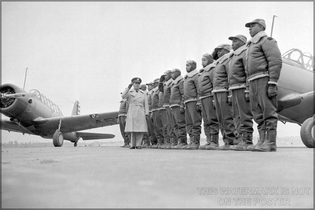 Plakat, Viele Größen; Tuskegee Airmen 1941