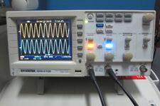 Gw Instek Gds 2102 100mhz 1gsas Digital Storage Oscilloscope With Usb Interface