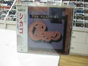 CHICAGO-CD-JAPAN-THE-HEART-OF-1989