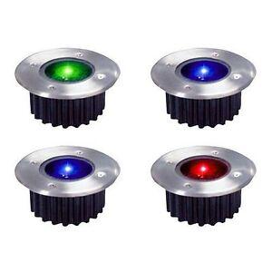 4x-Wireless-Solar-Powered-RBG-Colour-Changing-LED-Garden-Deck-Decking-Lights