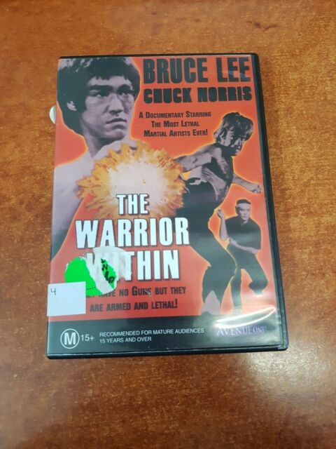 The Warrior Within Bruce Lee DVD (15854)