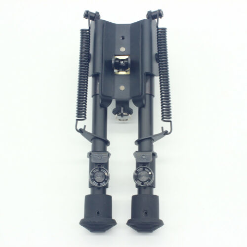 6-9//9-13//13-21/'/' inch Tactical Bipod Spring Loaded With Quick Retraction Button