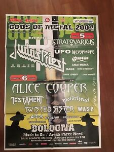 MANIFESTO-2004-Gods-of-Metal-BOLOGNA-Alice-Cooper-Testament-Judas-Priest-W-A-S-P