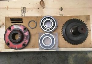 Details about 121646 Disc drive Shaft/Gear Assy For Fella 165 206 240 Disc  Mowers