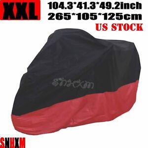 Motorcycle Cover Honda VTX 1300 Cruiser 1800 Tour XXL 3
