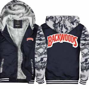 New-Arrive-Backwoods-Logo-Winter-hooded-Hoodie-Zipper-Coat-Warm-sweater