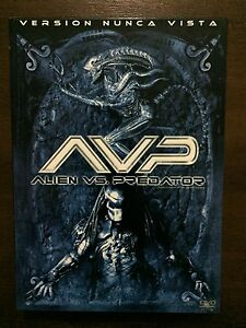 ALIEN-VS-PREDATOR-AVP-VERSION-NUNCA-VISTA-1-DVD-PELI-DE-CULTO-104-MIN