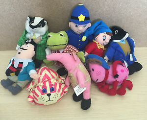 Mcdonalds-UK-Soft-Toy-Childrens-TV-amp-Film-Characters-Loose