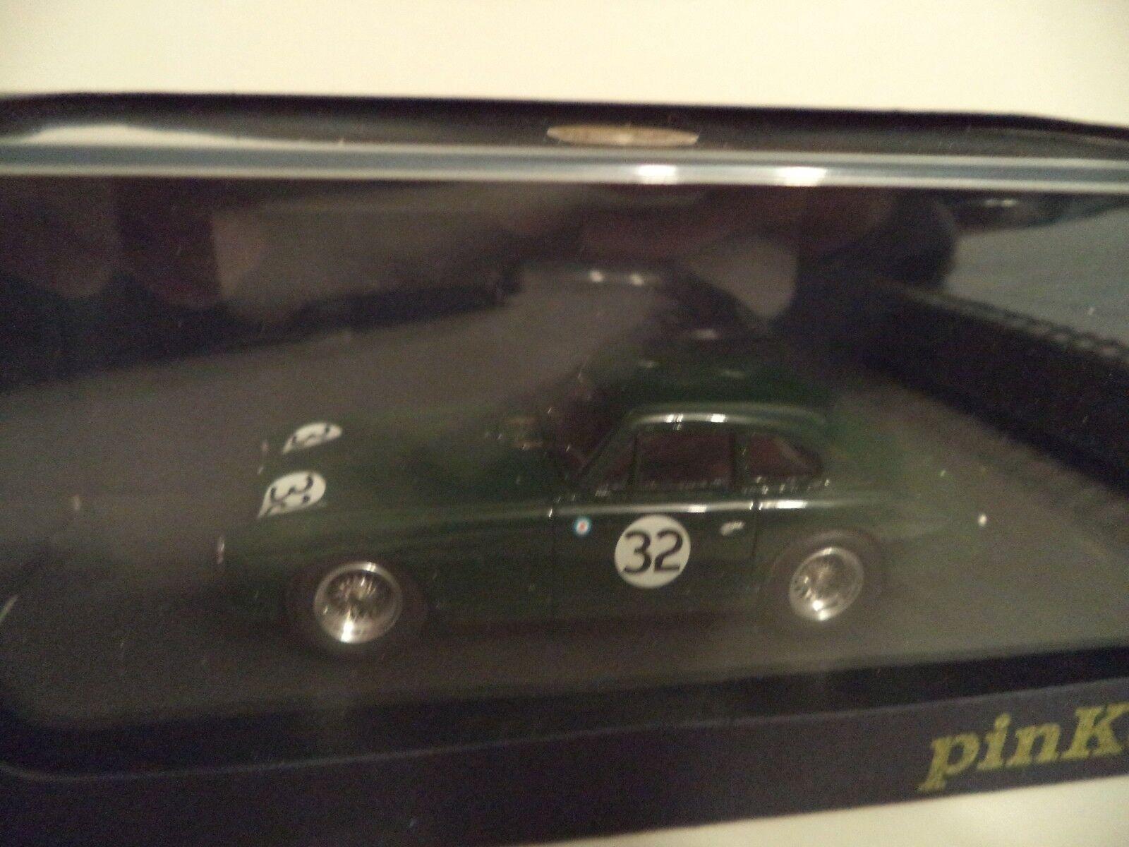 PINKO ASTON MARTIN DB2 #32 LEMANS 1952  1/43RD SCALE    IN  BOX.