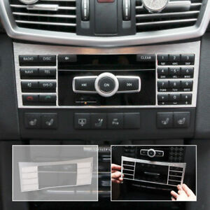Center Console Switch Panel Frame Trim For Benz W212 E Class 2010
