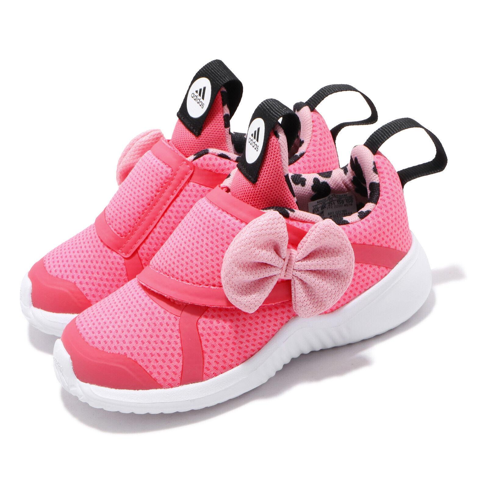 adidas FortaRun X Minnie I Pink Black
