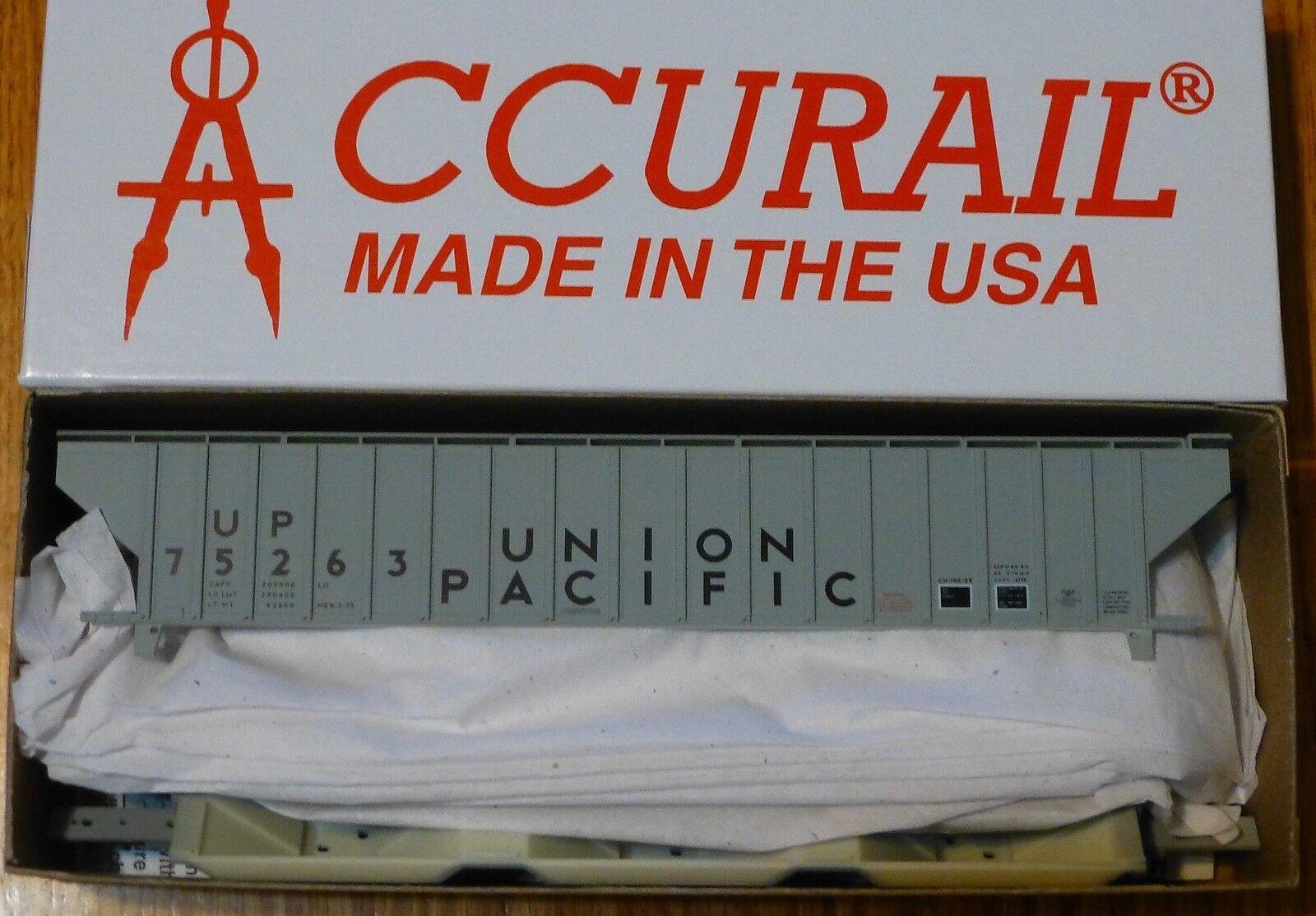 Accurail  UNION PACIFIC P-S 4750 Covered Grain Hopper Car #75263 KIT NIB 6505