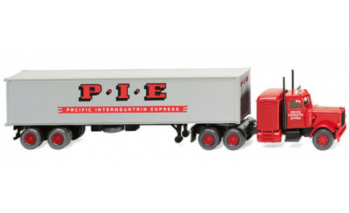 "#052706 1:87 Express/"" Container-SZ Wiking Peterbilt /""Pacific Intermount"