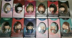 KIMMIDOLL-COLLECTION-12-KEYCHAINS-TGKK265-TGKK276-NEW-RELEASE-08-2019-MINT