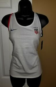 9beb194634573a Nike Women s Sz medium - USA SOCCER TANK TOP - white 838384 100