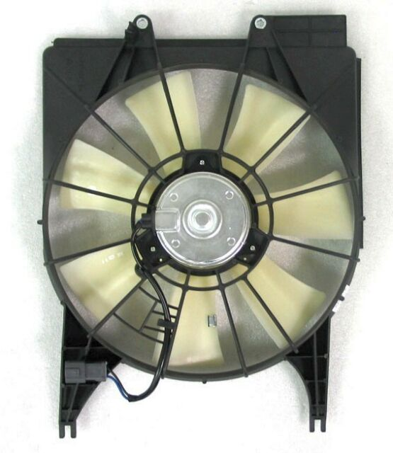 A/C Condenser Fan Assembly For 2007-2012 Acura RDX 2.3L 4