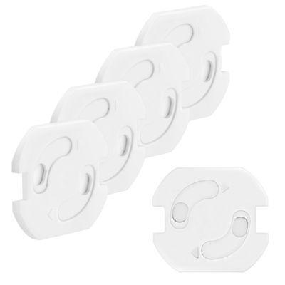 Sinnvoll 5x Mumbi Steckdosensicherung Kindersicherung Kinderschutz Schuko Steckdosen Weiß Tropf-Trocken Sicherheit Baby