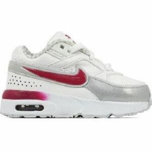 new product c4e5b 1c163 Image is loading Nike-Air-Classic-BW-TD-Junior-Shoes-White-