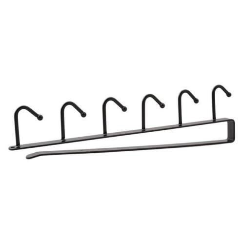 Utensils Cups Storage Holder Hanging Hook Under Shelf Rack Hanger Kitchen RH