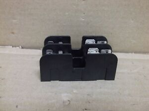 BCA6032PQ-MT-Bussmann-Cooper-Buss-NEW-30A-600V-2-Pole-Fuse-Holder-Block