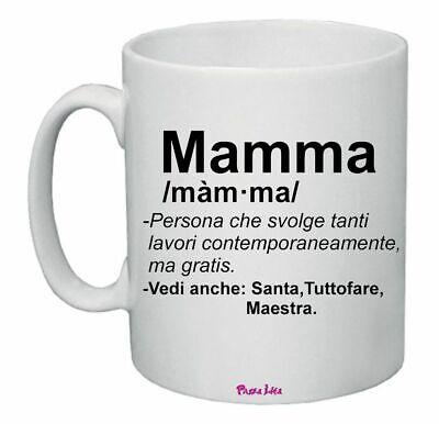 tazza mug 8x10 scritta la mia prima festa della mamma regalo compleanno