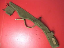 WWII US Army/USMC M1910 Pick & Mattock Canvas Carrier Cover - OD - Dated 1945