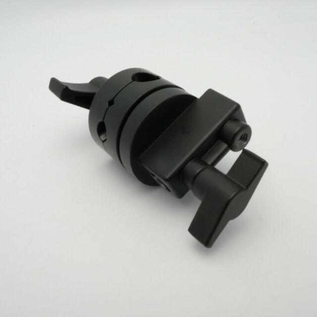 """StellarD Heavy Duty Overhead 5//8/"""" Stand Adapter for Profoto Acute Head ProHead"""