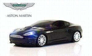 Aston-Martin-DBS-Wireless-Car-Mouse-Black-IDEAL-CHRISTMAS-GIFT
